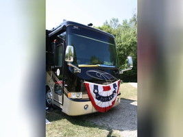 2008 Tiffin Allegro Bus 40QRP FOR SALE IN Cedar Rapids, IA 52404 image 2
