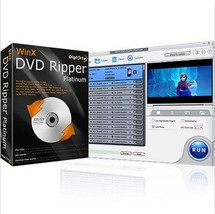 DVD Ripper Platinum V8.8.0 2018, 5Min Only, Copy, Rip DVD to iPhone/iPad... - $34.99