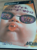 Sony PS2 Super bust-a-move image 1