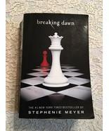 The Twilight Saga: Breaking Dawn 4 by Stephenie Meyer  2010, Hardcover - $7.98