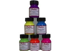 Angelus Neon Acrylic Paint Starter Kit, 6 Pack - $34.79