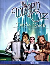 The Wizard Of Oz Trivia Board Game in Collectors Tin Box - $14.75