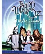 The Wizard Of Oz Trivia Board Game in Collectors Tin Box - $14.75