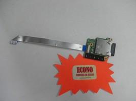 Asus Q200E Card Reader Board W/Cable  60-OA1BCR1000-A02 - $1.69