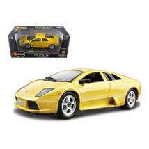 Lamborghini Murcielago Yellow 1/24 Diecast Model Car by Bburago 22054y - $29.72