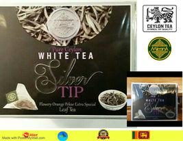 Mlesna - White Tea Silver Tip Tea  200g  - $80.00