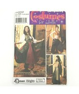 Simplicity 5359 size 14 - 20 RR Harem Belly Dancer Costume Sewing Patter... - $14.95