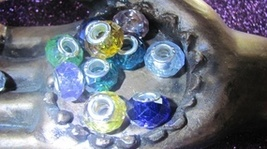 Empty vessel add an amulet or bead to your spell  your choice of color - $5.00