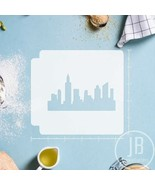 New York Skyline 783-B232 Stencil - $4.00+