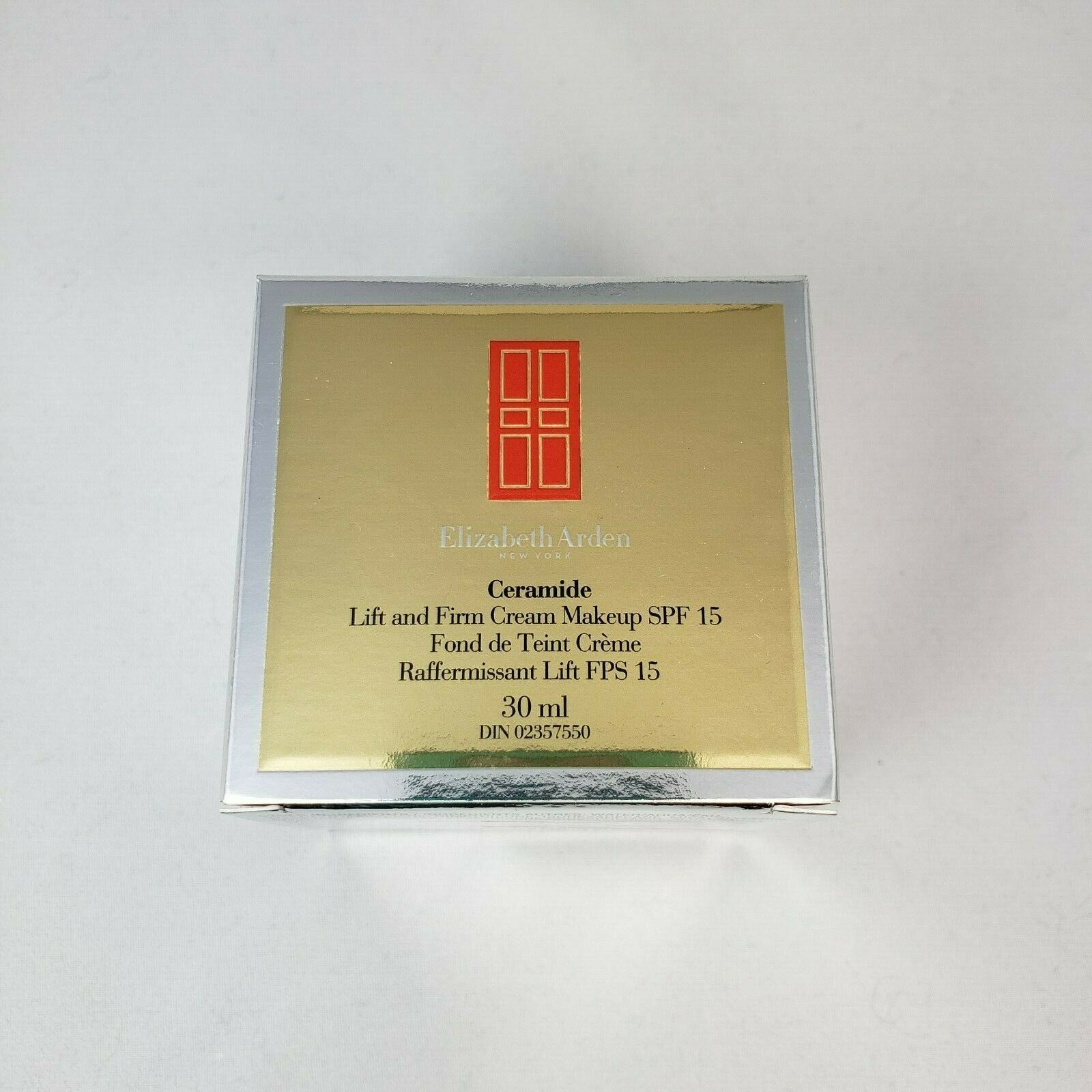 Primary image for Elizabeth Arden Ceramide  Lift And Firm Cream Makeup 30 ML SPF 15 In Cognac 11