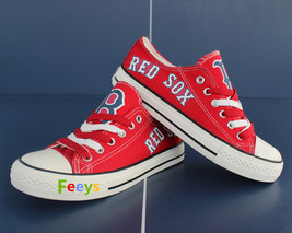 boston red sox shoes womens red sox sneakers baseball shoe fashion birth... - $56.00