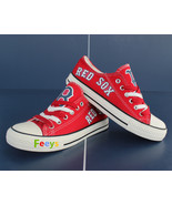 boston red sox shoes womens red sox sneakers baseball shoe fashion birth... - $55.00+