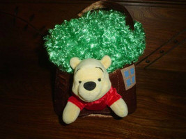 Disney Play Pals Winnie the Pooh Bear with House - $67.50