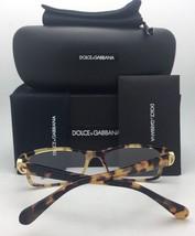 0b75812f05193 New DOLCE   GABBANA Eyeglasses DG 3228 501 53-16 140 Black   Silver Frame