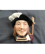 VINTAGE ROYAL DOULTON TOBY MUG - ARAMIS - THREE MUSKETEERS - $35.00