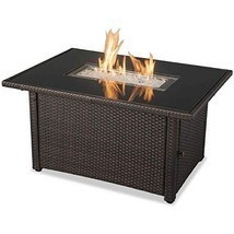 Endless Summer 44 x 32 inch Rectangular Outdoor Patio Gas Fire Pit Table... - £1,026.50 GBP