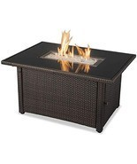 Endless Summer 44 x 32 inch Rectangular Outdoor Patio Gas Fire Pit Table... - £1,005.08 GBP