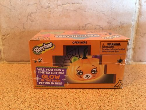 Shopkins Happy Places Halloween Blind Pack