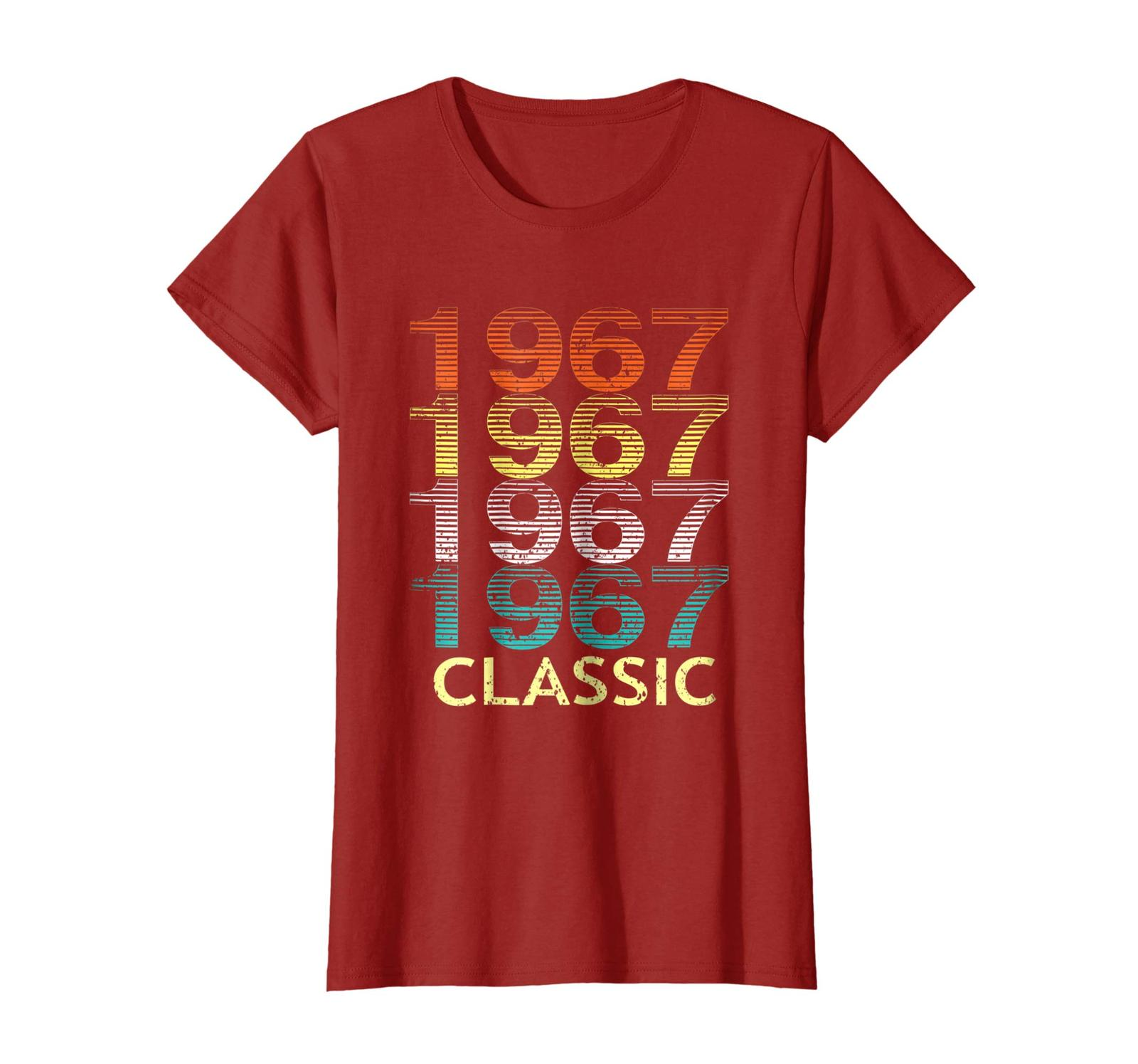 Uncle Shirts -   Vintage Classic 1967 Shirt 51st Birthday Gifts For Men Women Wo