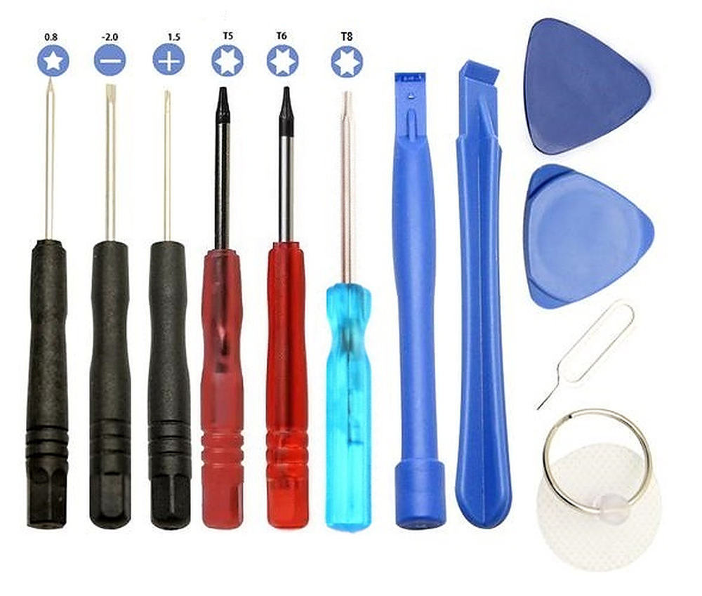 Tool kit 12pcs v1