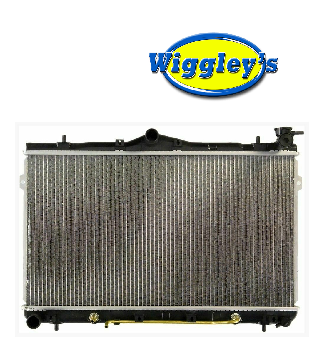 Primary image for RADIATOR HY3010114 FOR 96 97 98 99 00 01 HYUNDAI ELANTRA / TIBURON  L4 1.8L/2.0L