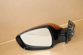 2012-14 Hyundai Veloster Door Wing Side View Mirror Driver Left LH image 7