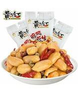Huang Fei Hong Spicy Snack Peanuts - 30 * 3.88 oz /110G 30 bags/ Box - $84.14