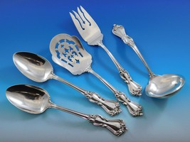 Marlborough by Reed & Barton Sterling Silver Essential Serving Set Large 5-piece - $349.00
