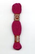 DMC Tapestry Embroidery Wool 8 m. skein Dk. Magenta 7157 NEW - $1.77
