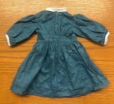 Pleasant Company Kirsten Meet Dress American Girl Doll Clothes Blue Dress - $19.80