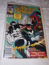 Marc Spector: Moon Knight #20 VF Marvel Comic Book Spider-man/Punisher app - $3.90