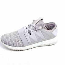 Adidas Womens 8.5 Tubular Viral Running Shoes Purple S75906 Knit Lace Up - $29.83