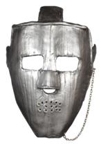 Trick or Treat Tranquille Émeute Métal Santé Masque Adulte Déguisement H... - $26.04