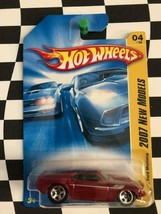 Hot Wheels 2007 New Models FE 004 '69 Ford Mustang 5sp Variation Dk Red ... - $3.95