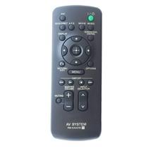 New Remote Control Rm-Aau016 Fit For Sony Av Reciever Str-Da2400Es Str.. - $60.99