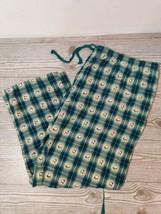 Women's Sz L Woolrich Flannel PJ Pants Sheep Southwestern 100% Cotton - $12.00