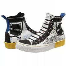 Diesel Sz 10 Imaginee S-Imagine Sneaker Mid Rare Collectible Women's - $97.02