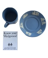 Wedge Wood Blue Chip Cup And Saucer Set - Multi-Color  New Still In Box  - $20.00