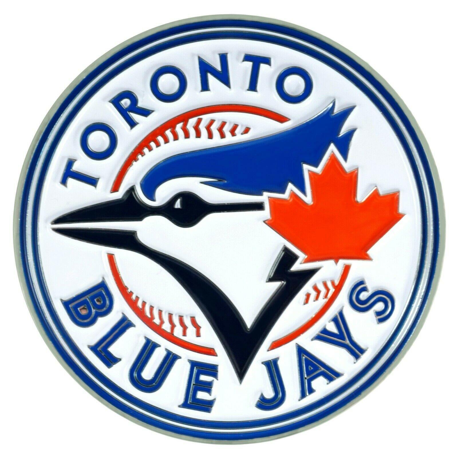 Fanmats MLB Toronto Blue Jays Diecast 3D Color Emblem Car Truck RV 2-4 Day Del. - $15.83
