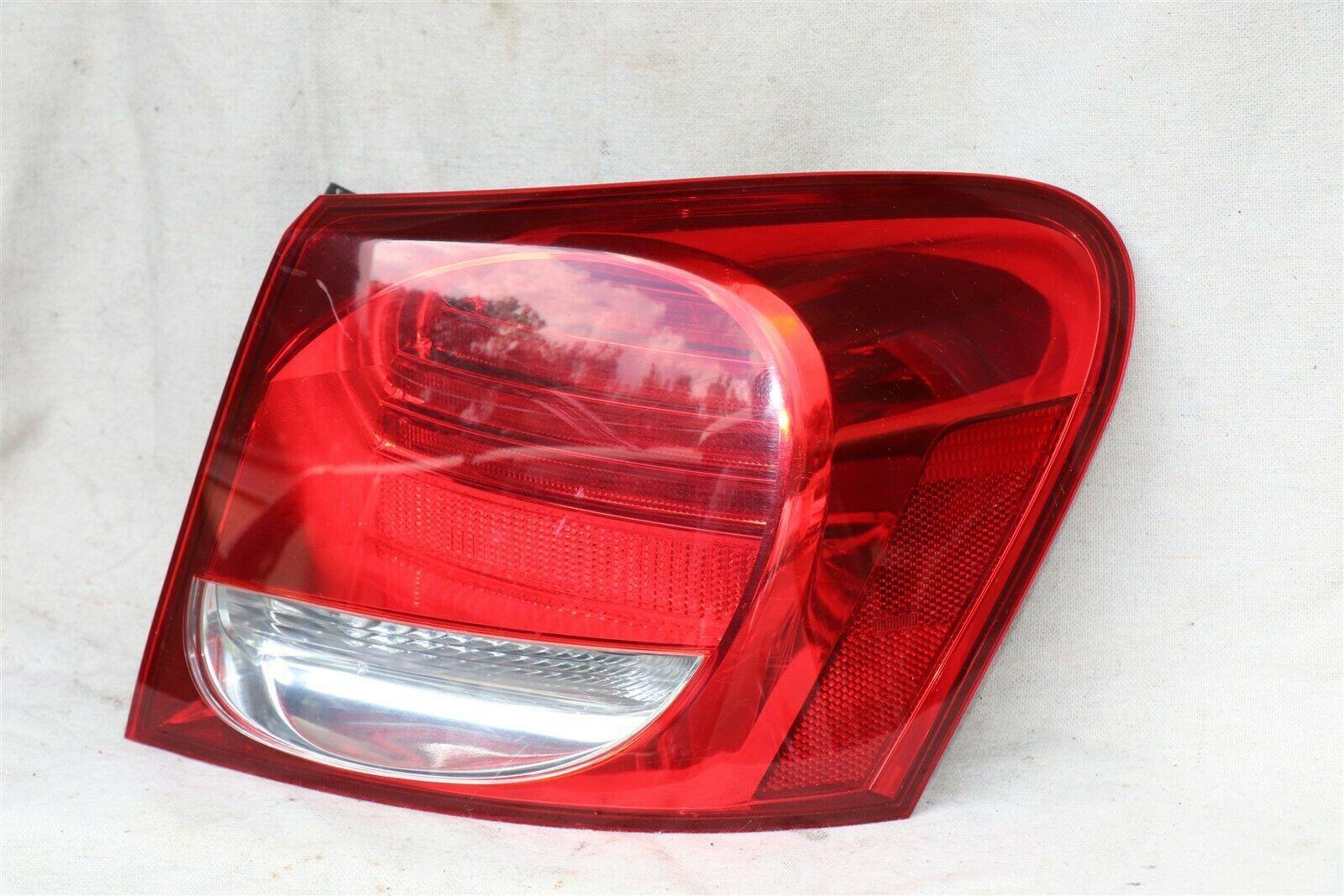 06-11 Lexus GS300 GS350 GS450 GS460 GS450h Tail Light Lamp Passenger Right RH