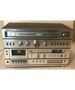 Soundesign 5959 AM FM Vintage Stereo Cassette Tape 8Track Player Receive... - $449.99