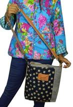 Indian HANDMADE Women Canvas Multi Patchwork Shoulder Bag Ladies Hobo Tote - $36.60