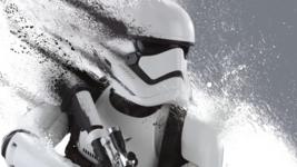 Star Wars Stormtrooper Wall Art Wall Mural Self Adhesive Vinyl Wallpaper... - $47.43+