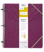 "Mead Organizher Expense Tracker, Budget Planner, Bill Organizer, 8-1/2"" ... - $17.06"