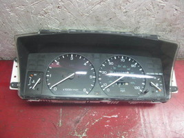 96 97 99 98 land rover discovery speedometer instrument gauge cluster am... - $34.64