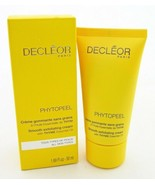 Decleor Phytopeel Smooth Exfoliating Cream W/Thyme Essential Oil 1.69 oz... - $24.99