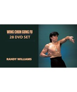 28 DVD SET Wing Chun Gung Fu Complete Training Program - Master Randy Wi... - $525.00