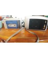 sears roebuck fm stereo cassette player model #560 2116 - $28.01