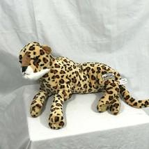 "Disney Animal Kingdom Parks Cheetah Stuffed Animal Plush Toy 14"" - $22.75 CAD"
