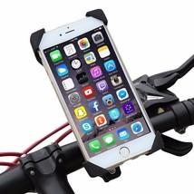 Encust Universal Cell Phone Bicycle Rack Handlebar & Motorcycle Mount Ho... - £4.56 GBP